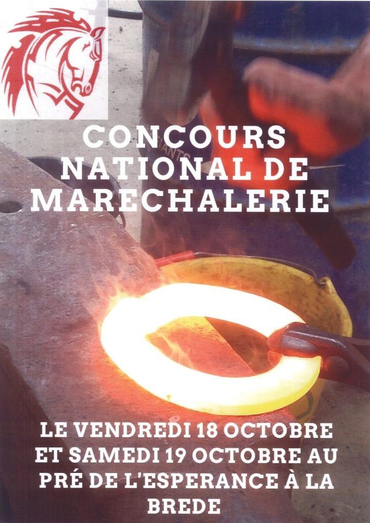 concours national de marechalerie